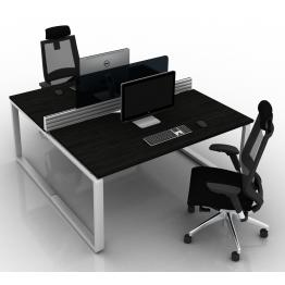 Arc - D End Beam Desk Range