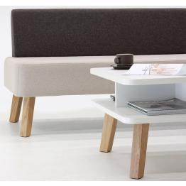 Brix Flat Back Soft Seating Range
