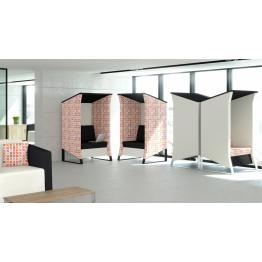 Elite Hangout Pod/Booth Seating Units