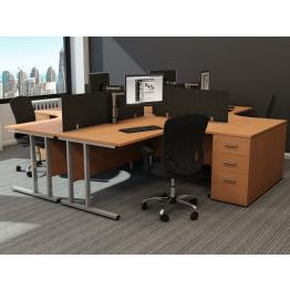 BT Beech Office Furniture