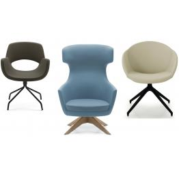 Identity Furniture Collection -  Lounge Seating, Booth Seating