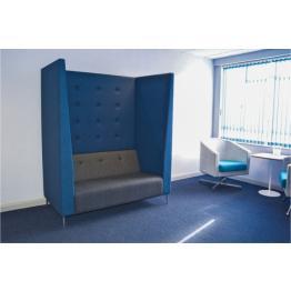 Jensen-Up Plus Pod Seating Range