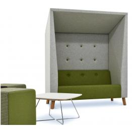 Jensen Shelter Pod Seating Range
