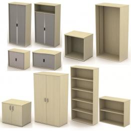 BT - Sirius One Tone MFC Office Storage Solutions