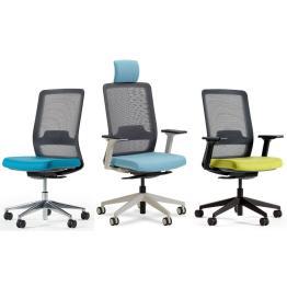 Verco Max Mesh Seating Range