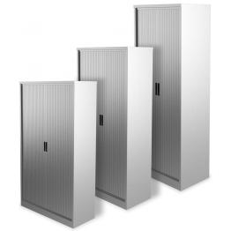 Silverline Tambour Cabinets