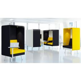 Elite Retreat Pod/Booth Seating Units