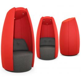 Elite Sequester Pod/Booth Seating Units - Modern Concepts and design
