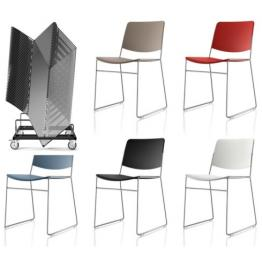 Verco Stax60 Visitor / Conference Chair Range