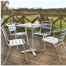 Aluminium Bistro furniture