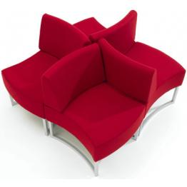 Amoeba - Modular Soft seating Options