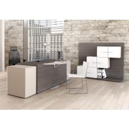 Buronomic Reverso Naturel Desk Range