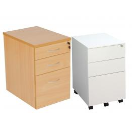 Aurora Office Desk Pedestals
