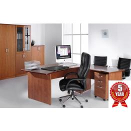HOF Veneer Construct Executive Furniture Range