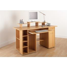 Delux MFC Panel Home Office Desks / Workstations