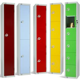 Elite Lockers Range