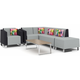 Elite Ella Reception Sofa's