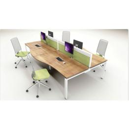 Lee & Plumpton Aura Desks