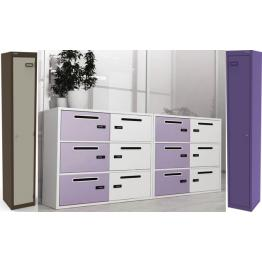 Silverline Locker Storage
