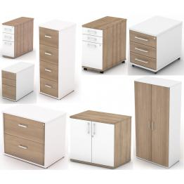 BT - Sirius Two Tone MFC Office Storage Solutions