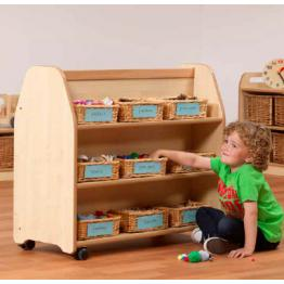 Nursery School, Educational Furniture