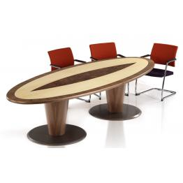 Wood Veneer Boardroom Tables