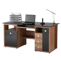 Premium Wood Veneer Desks & Workstations