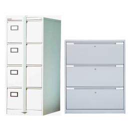 Security Filing Cabinets and Side Filers