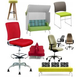 Verco Office Seating Ranges