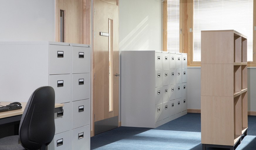 Part of the Triumph Everyday Storage and Filing range