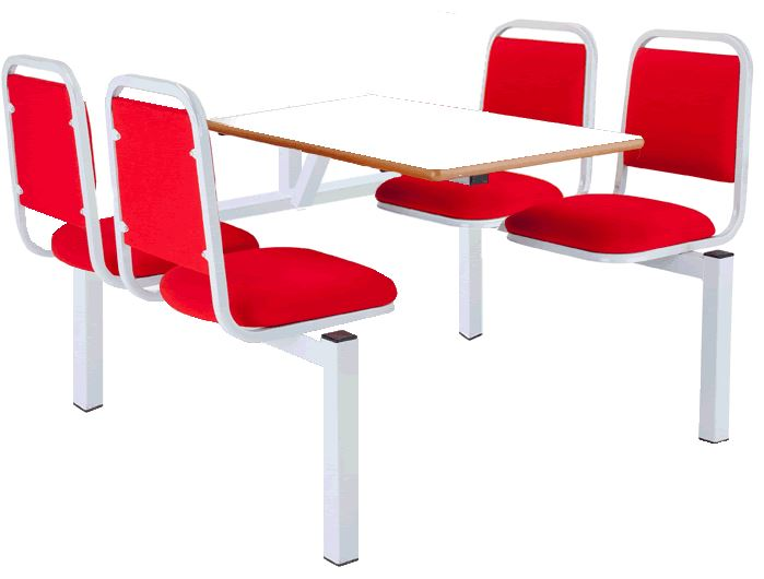 Part of the Modular Canteen Furniture range