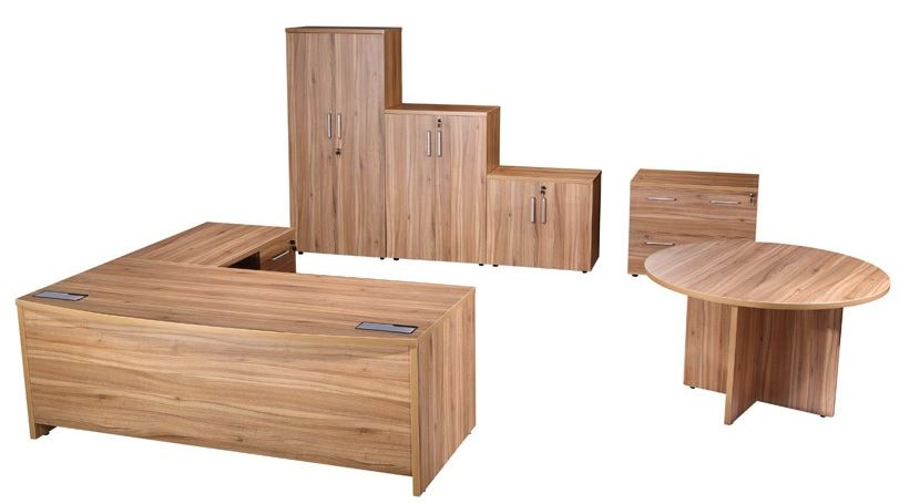 Part of the Aurora Executive Office Furniture range