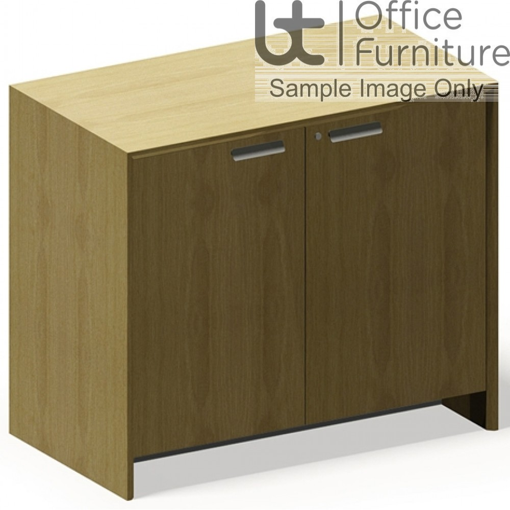 Aston Base Cupboard Storage Unit with Two Doors