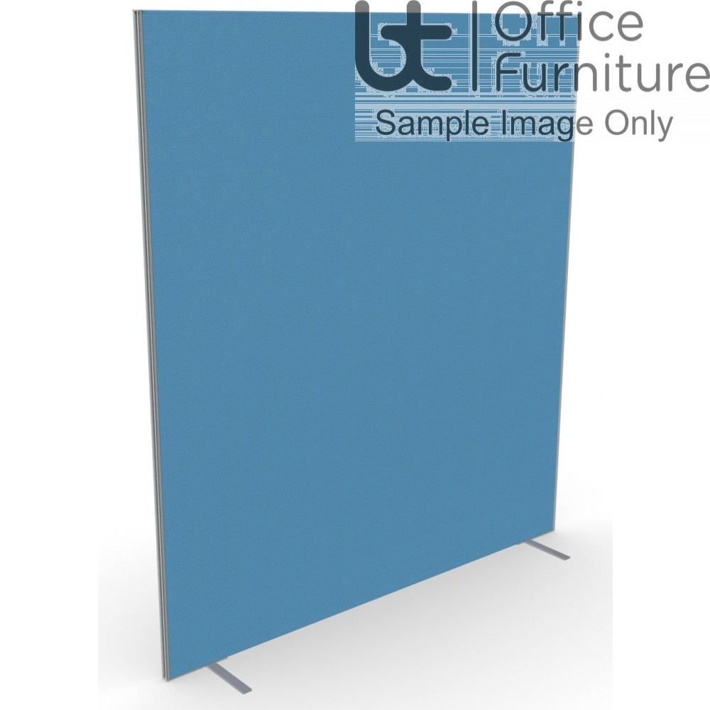 Innovate Venice Fabric Free Standing Straight Screen 1400mm High