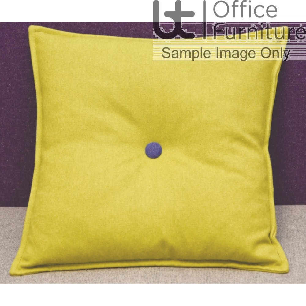 Verco Pod/Booth - Jensen Upholstered Square Loose Cushions (pair)