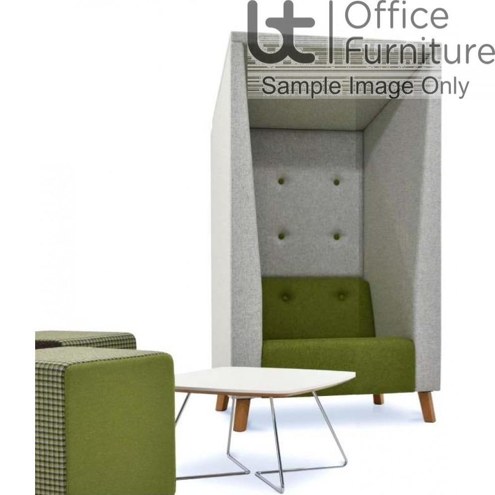 Verco Pod/Booth - Jensen Shelter One Person Soft Seating Unit