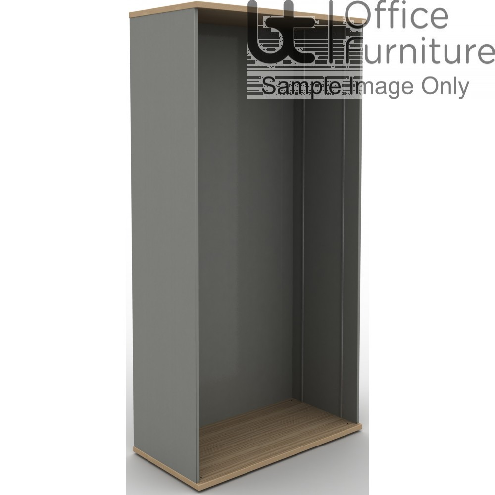 MB Storage Solutions -  Open Front Storage Unit - 500mm Deep - (Silver Carcass as Standard)