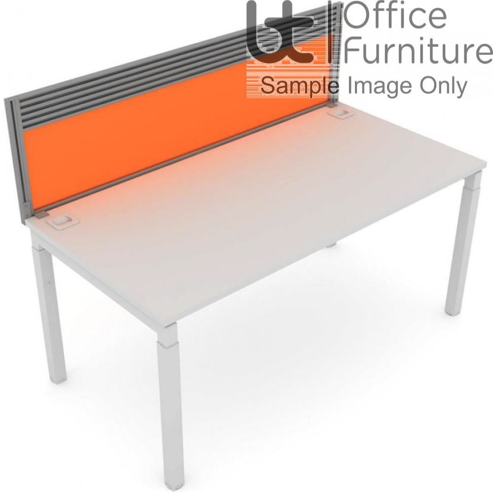 Elite Advance System Screen with Management Rail - Acrylic For Advance only