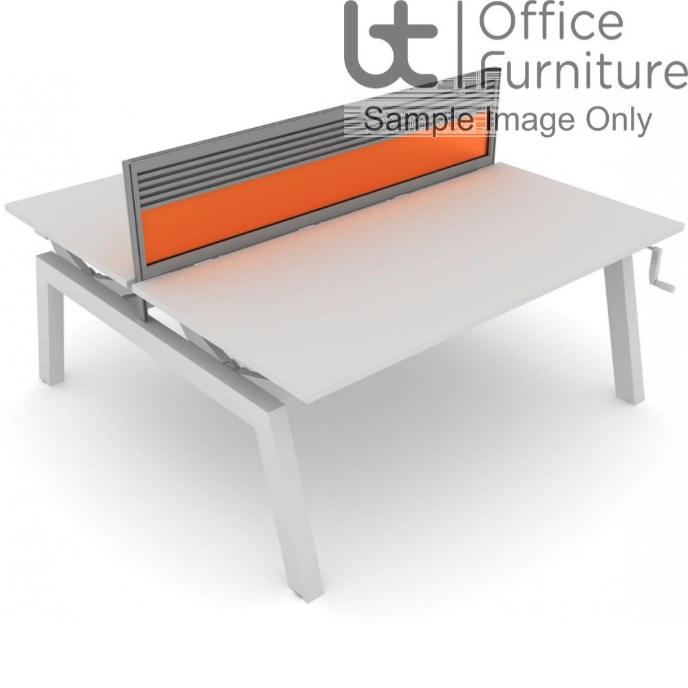 Elite Linnea Elevate System Screen with Management Rail - Acrylic For Linnea Elevate only