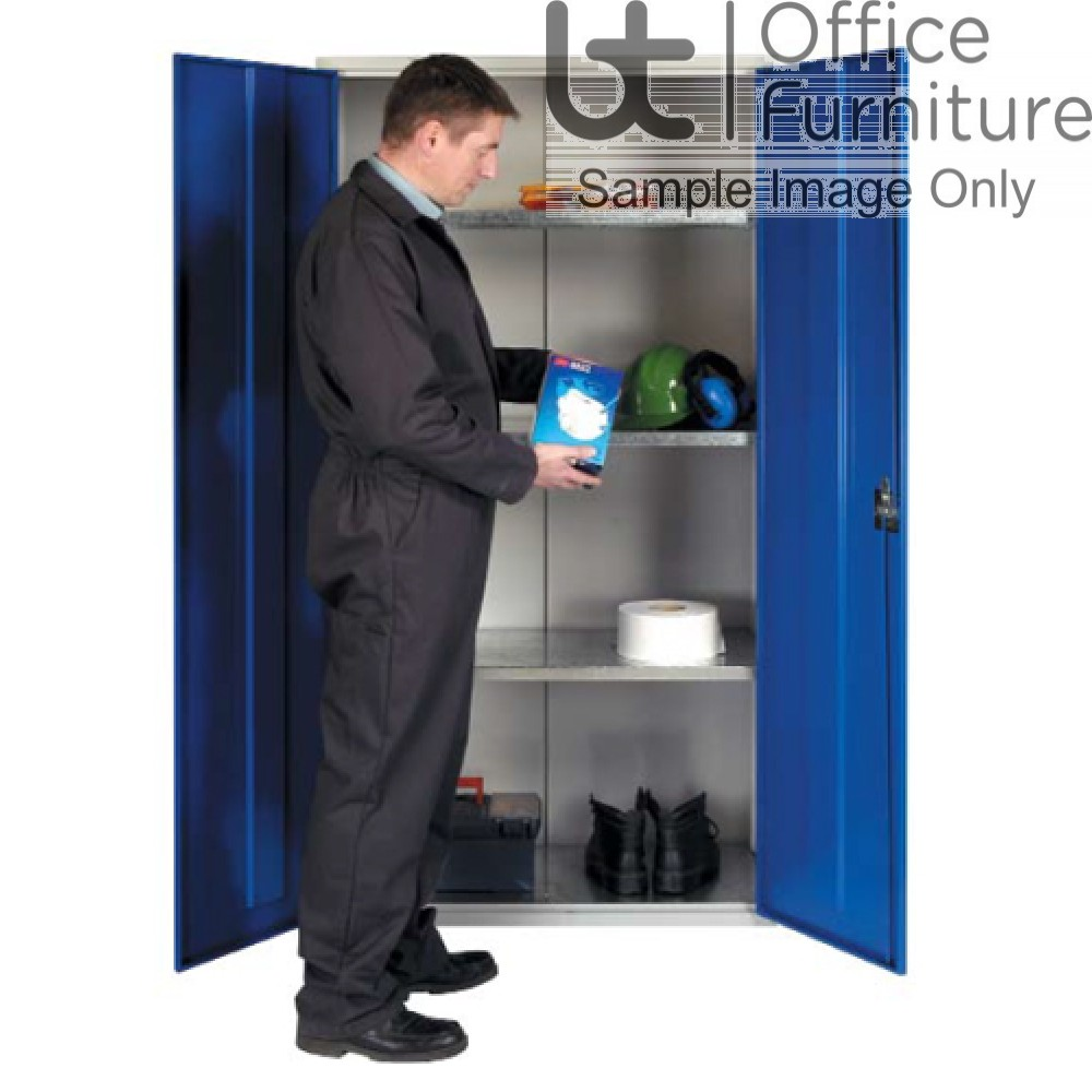 HOF PPE Cabinet with Shelves