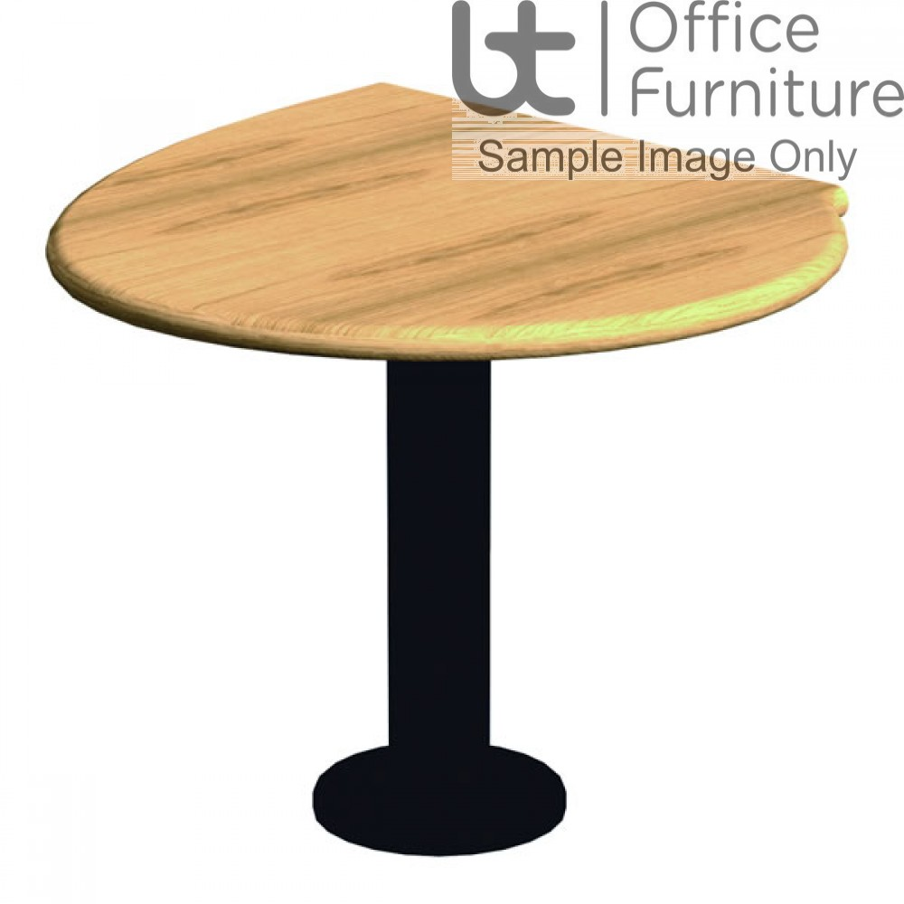 Corniche Teardrop Conference End Meeting Table