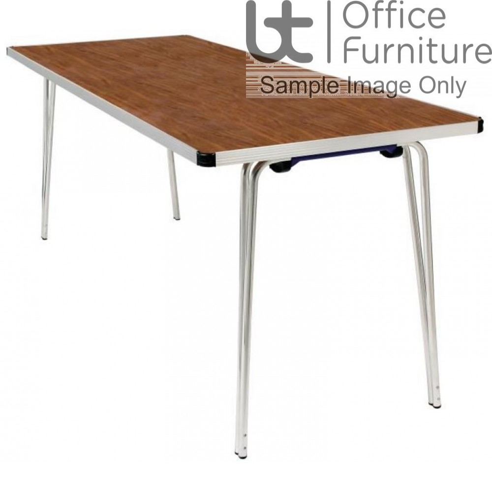 Contour Dining/Cafeteria/Canteen Folding Tables - 1220mm Wide