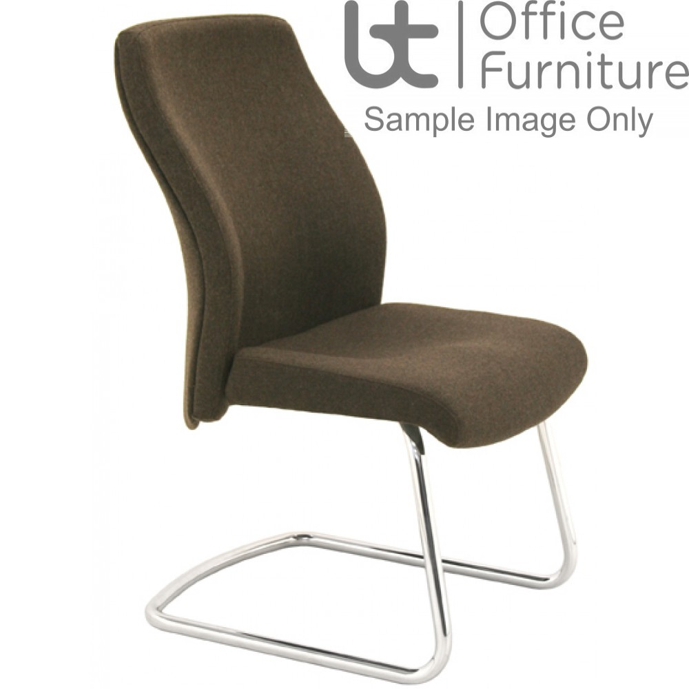 Verco Executive Seating - Verve2 Medium Back Cantilever Visitors Chair