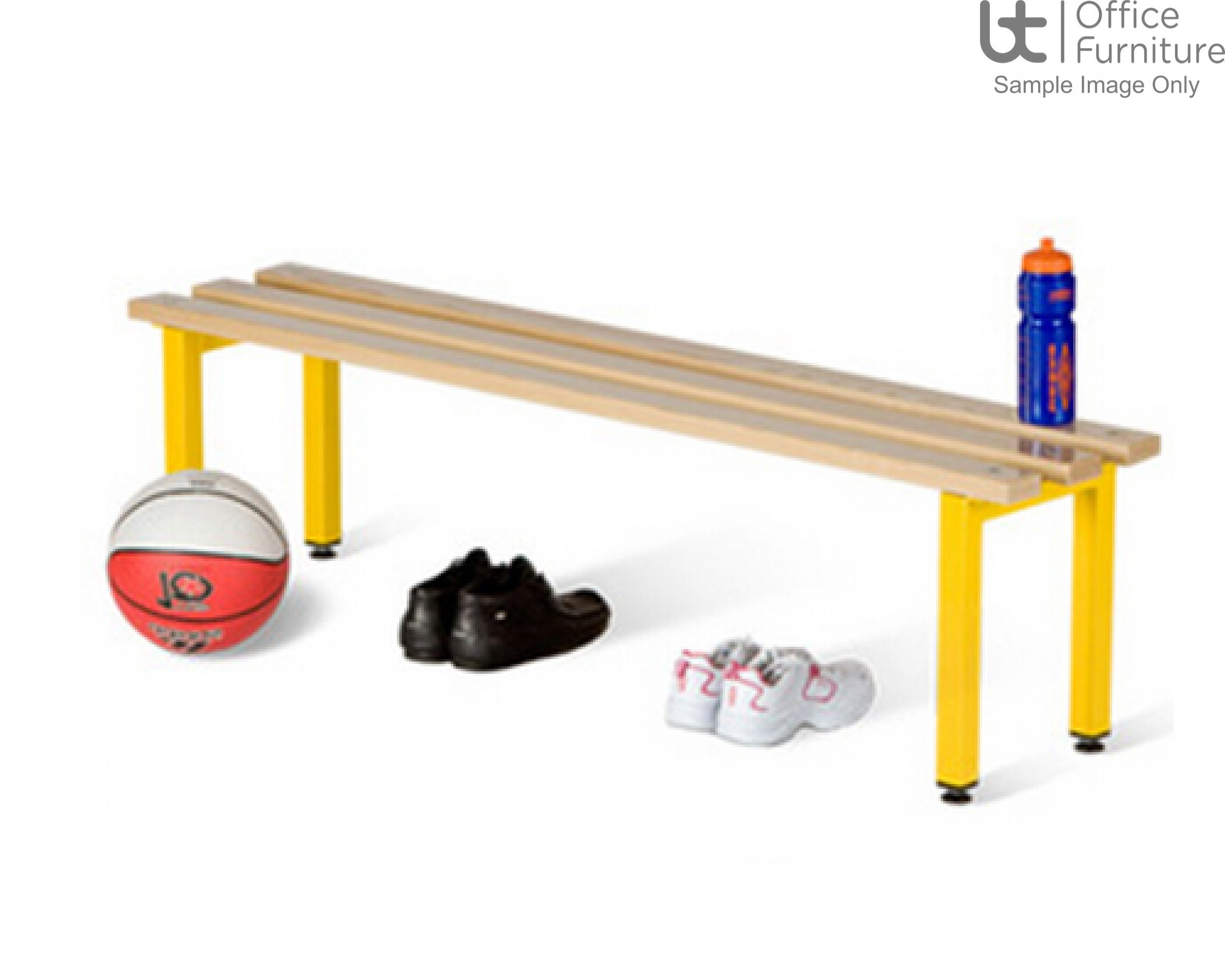 HOF Cloakroom Equipment - Single Sided Bench Seating