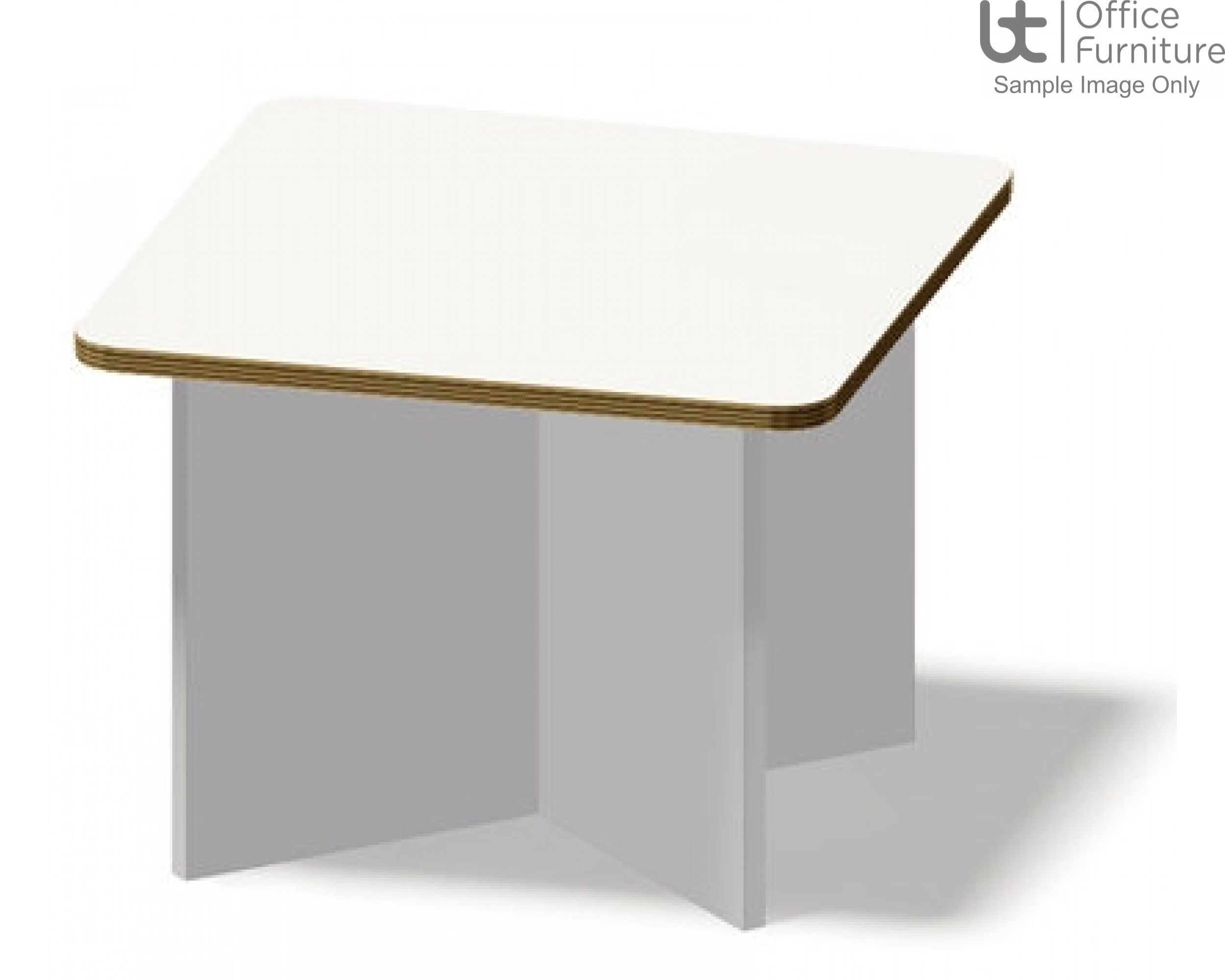 Verco Soft Seating - Box-It Low Square Coffee Table