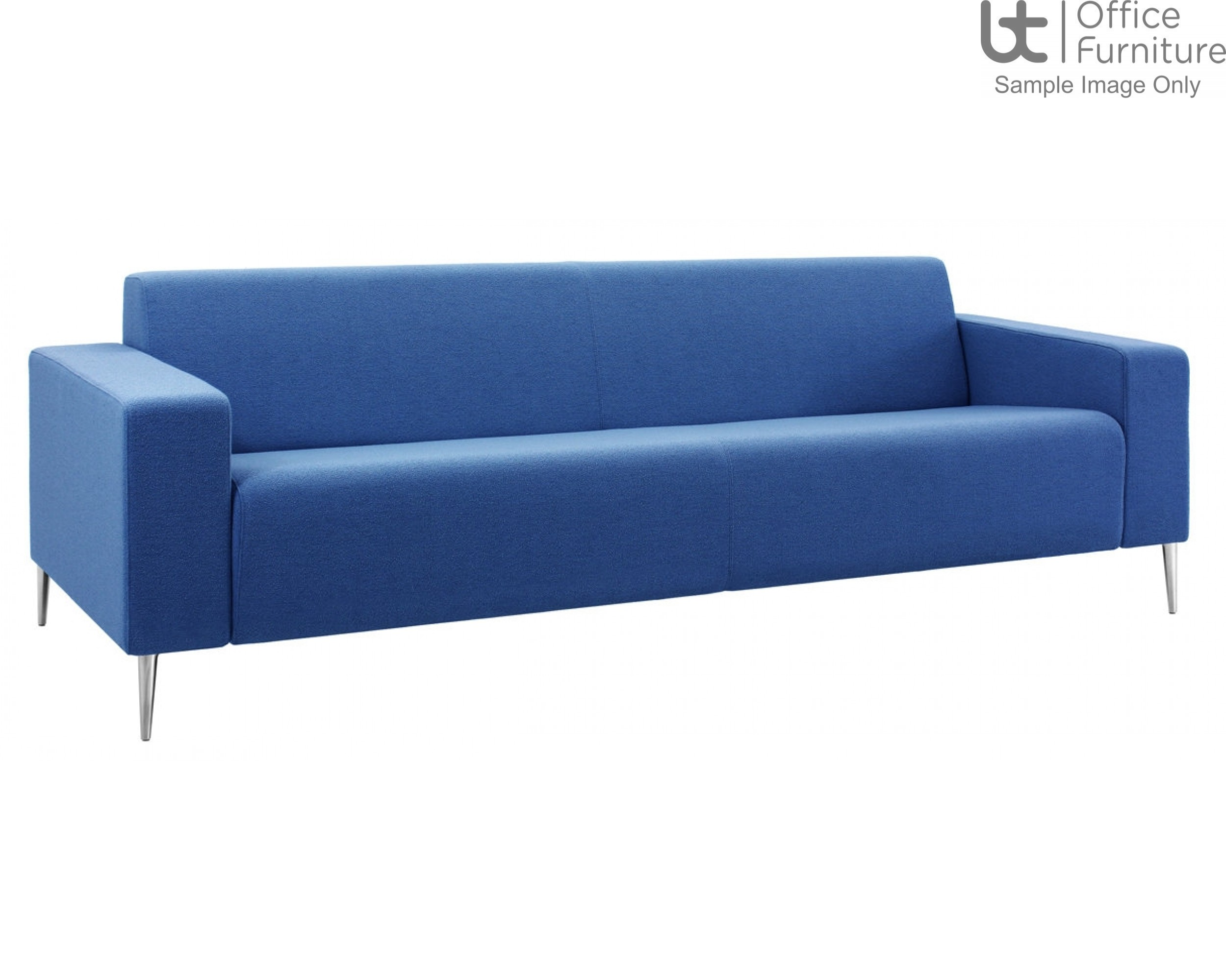 Verco Soft Seating - Bradley Three Seater Couch with Two Arms