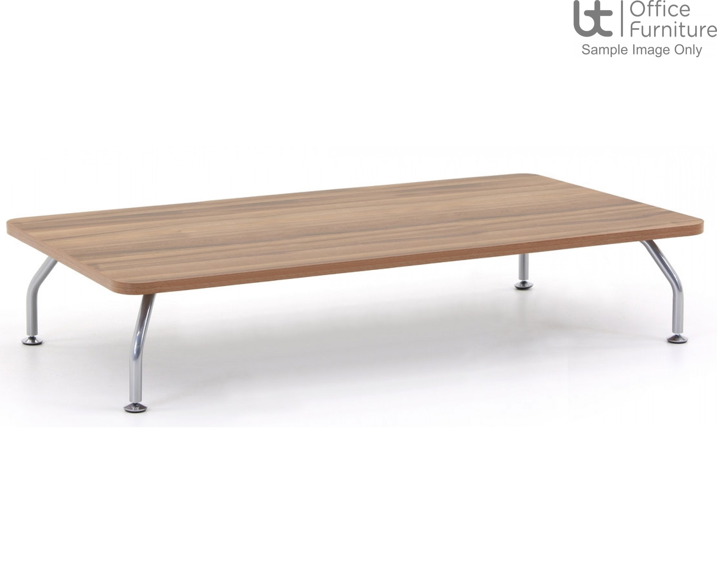 Verco Soft Seating - Brix Low Level recatngle Coffee Table