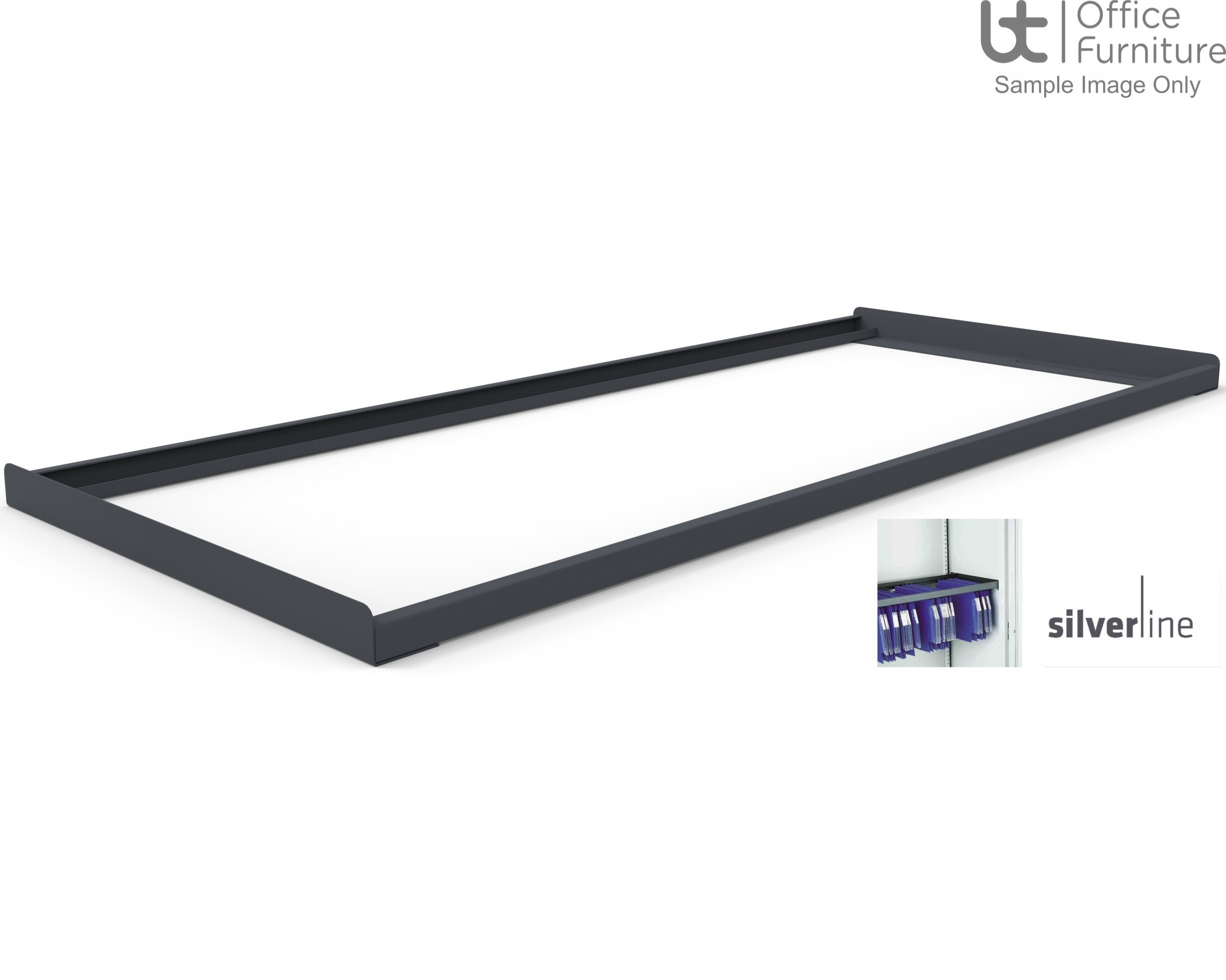 Silverline M:Line Cupboard Accessories - Lateral Filing Frame