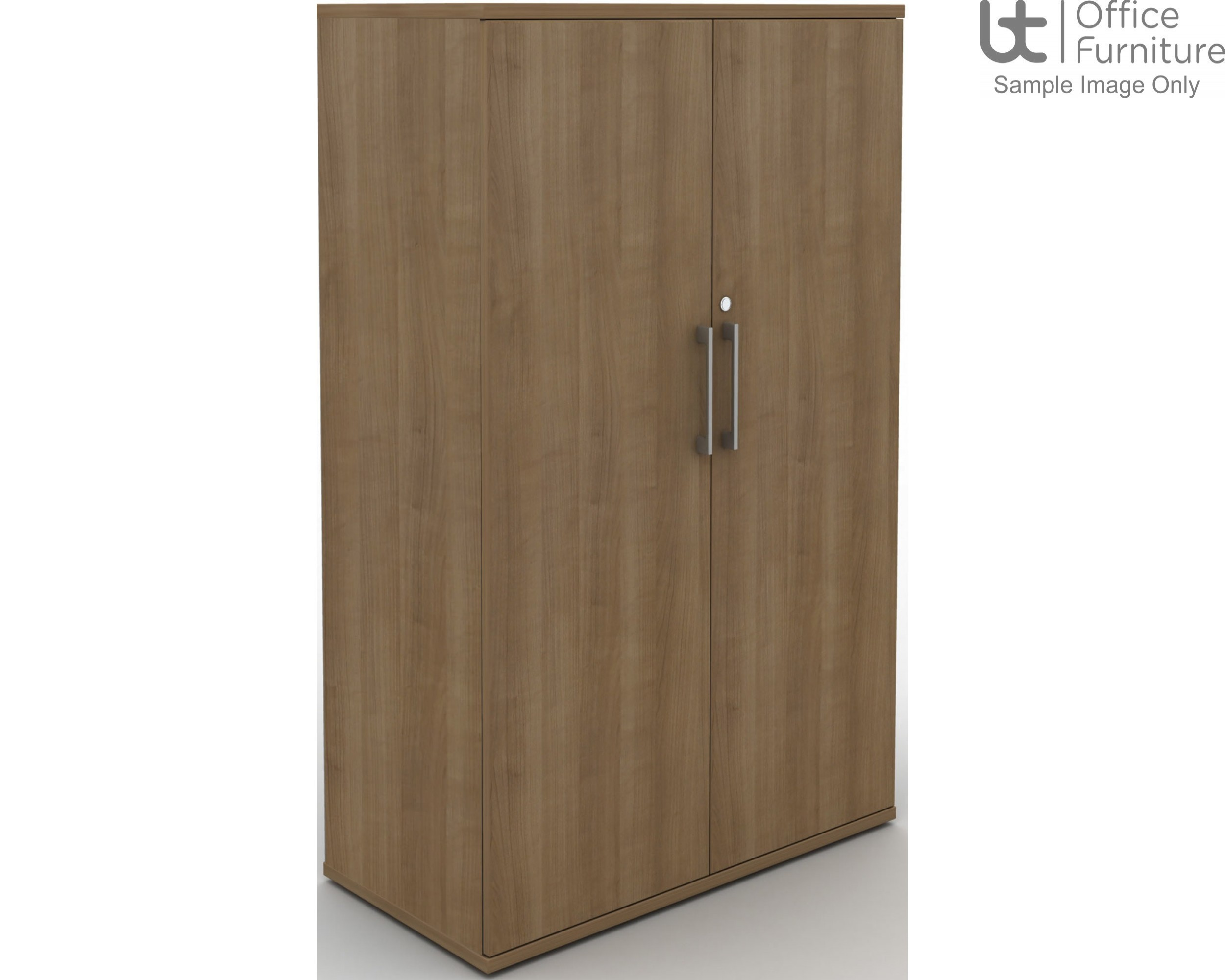 MB Storage Solutions - Storage Cupboard 350mm Deep, 800mm Wide - (Carcass in Matching Finish)