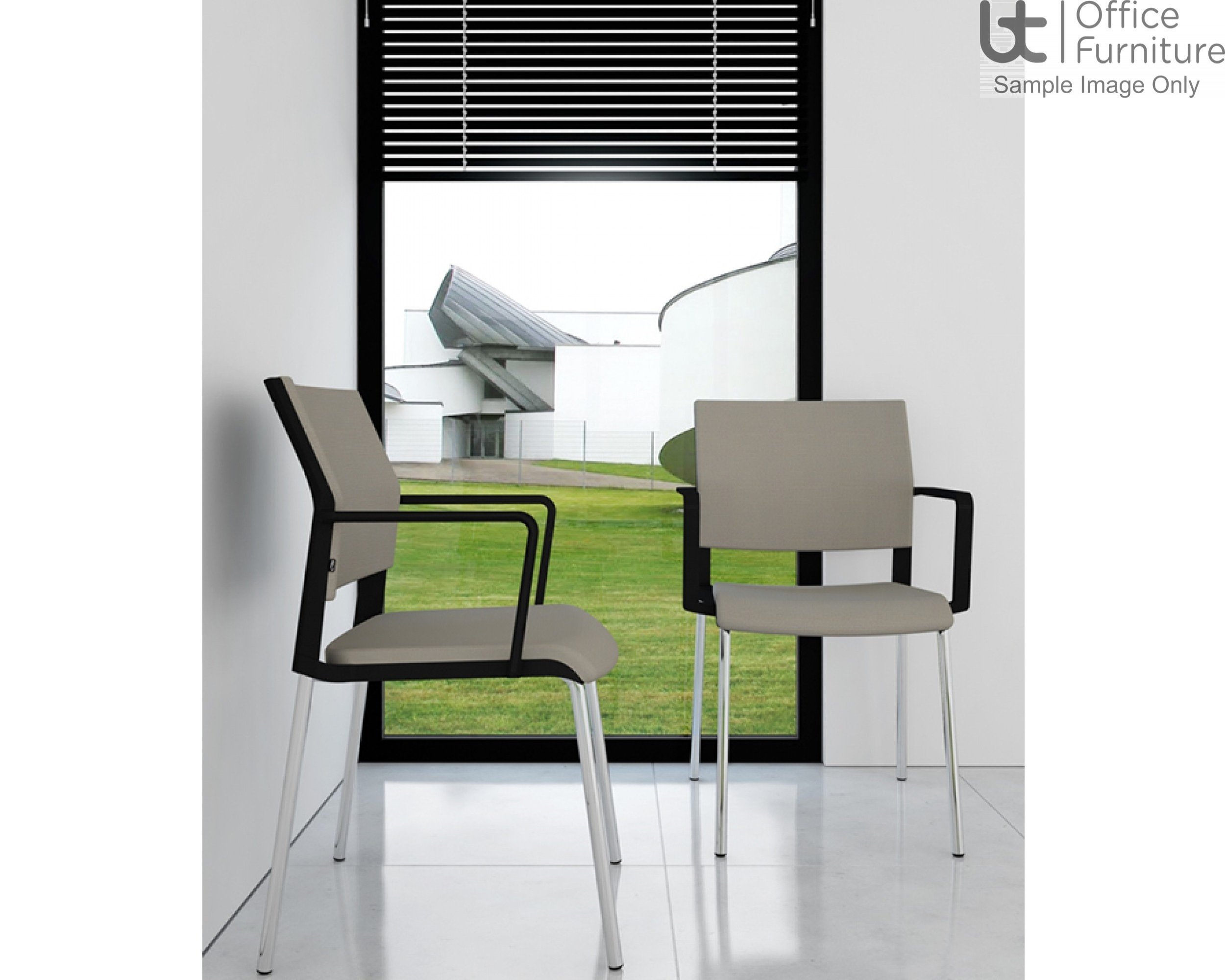 Elite i-Sit Cantilever Meeting Chairs